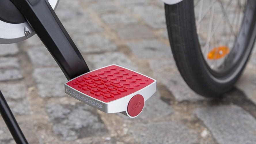 Smart pedal – anti diefstal en activiteiten tracker in de pedaal van je fiets
