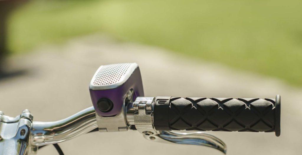 Shoka bel - fietsbel, fietslamp, navigatie en anit-diefstal in één fietslamp