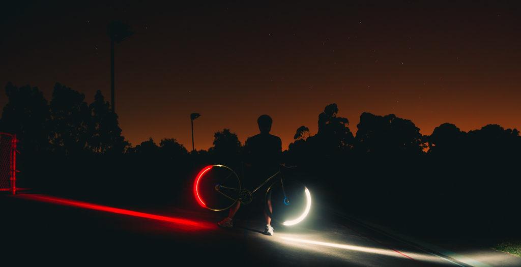 Revolights fantastische verlichting voor je fiets