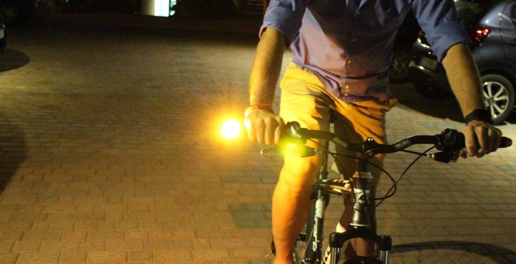 winglights richtingaanwijzer voor je fiets