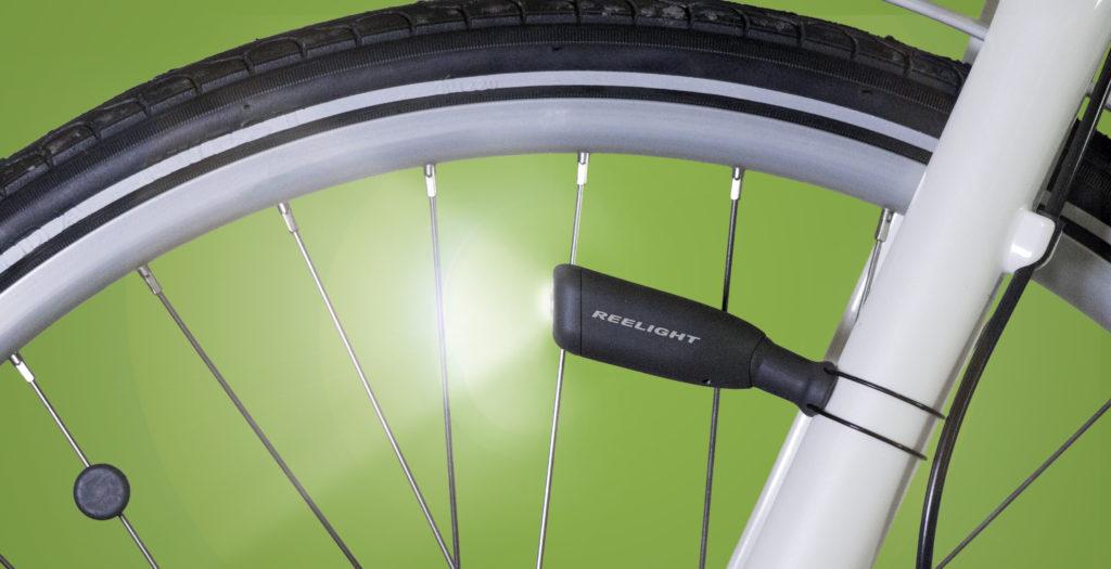 Reelight CIO fietslamp zonder batterij