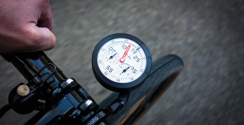 OMATA One GPS Fiets snelheidsmeter