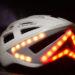 Lumos fietshelm met verlichting, richtingaanwijzer en remlichten